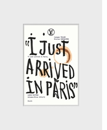 Juergen Teller & Nicolas Ghesqui�re: I Just Arrived in Paris