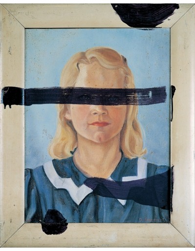 Julian Schnabel: Draw a Family