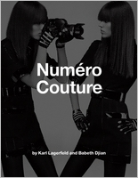 Karl Lagerfeld & Babeth Dijan: Num�ro Couture
