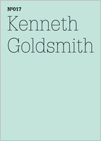 Kenneth Goldsmith: Letter to Bettina Funcke