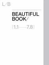 L/B: Beautiful Book
