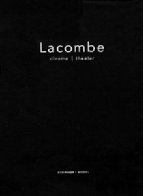 Lacombe Cinema/ Theatre