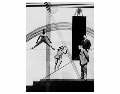 Laszlo Moholy-Nagy: The Art of Light