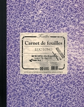 Luc Long & Mark Dion: Carnet de Fouilles, Lab Book
