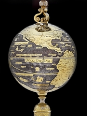 Made in the Americas: Abraham Gessner Globe