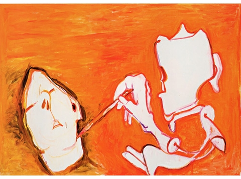 Major Exhibition of Austrian Artist Maria Lassnig�s Work Opens at MoMA PS1 This Sunday, March 9th