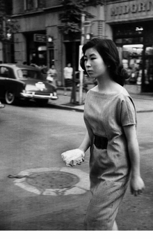 Marc Riboud: To Asia