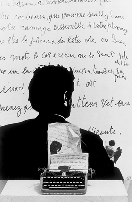 """Featured image is reproduced from <a href=""""http://www.artbook.com/9788434312876.html"""">Marcel Broodthaers: Works and Collected Writings</a>."""