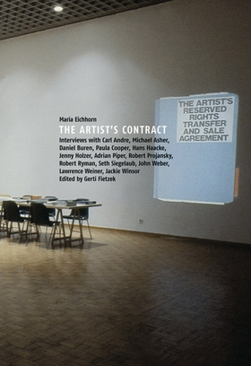 Maria Eichhorn: The Artist's Contract