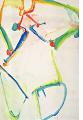 'Maria Lassnig: The Location of Pictures' at ARTBOOK @ MoMA PS1