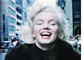 Featured image is reproduced from <I>Marilyn Monroe: NYC, 1955</I>.
