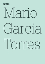 Mario Garcia Torres: A Few Questions Regarding the Hesitance at Choosing between Bringing a Bottle of Wine or a Bouquet of Flowers