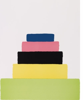 """""""Work No. 1273"""" is reproduced from <I>Martin Creed: What's the Point of It?</I>."""