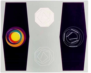 Max Bill, Four Constructions on a Single Theme