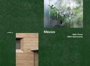 Mexico: Ajijic House, 2009�2011 by Tatiana Bilbao; CB29 Apartments 2005�2007 by Derek Dellekamp