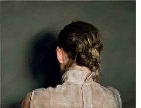 """The Ear"" (2011) is reproduced from <I>Micha�l Borremans: As Sweet as It Gets</I>."