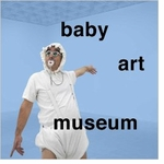 Michael Smith: Baby Ikki at the Museum