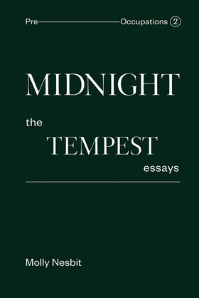 midnight the tempest essays artbook   d a p  catalog    midnight  the tempest essays