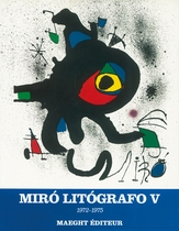 Mir� Lithographs: Vol. V