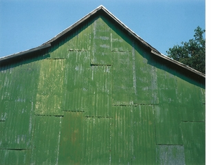 Mostly Sunny, With a Sense of Menace: William Christenberry