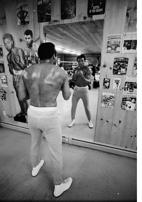 Featured image is reproduced from <I>Muhammad Ali: Fighter's Heaven 1974</I>.