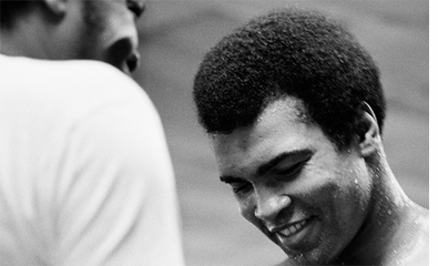 Muhammad Ali: Fighter's Heaven 1974, in the ring