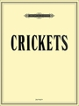 Mungo Thomson & Michael Webster: Crickets