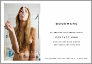 Naked Girls Smoking Pot: Richard Kern Book Signing at BOOKMARC, NY