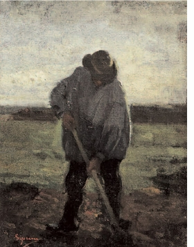 """Featured image, """"Farmer on his field"""" (1863-1864), is reproduced from <I>Nicolae Grigorescu: The Age of Impressionism in Romania 1838-1907</I>."""