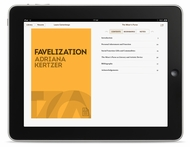Now Available from the Cooper-Hewitt�s DesignFile eBook Series: 'Favelization' by Adriana Kertzer