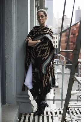 Featured photograph, of Argentine art director / fashion consultant Sofía Sánchez de Betak, is reproduced from 'Nuevo New York.'