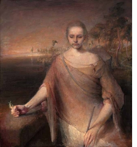 Featured image is reproduced from <I>Odd Nerdrum: Crime and Refuge</I>.