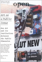 Open 14: Art as a Public Issue