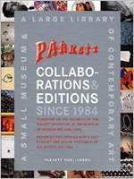 Parkett Collaborations & Editions-Postcard Set