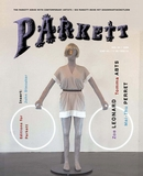 Parkett Magazine New and Back Issues