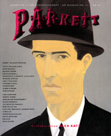 Parkett No. 21 Alex Katz
