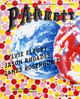 Parkett No. 58 Sylvie Fleury, Jason Rhoades, James Rosenquist