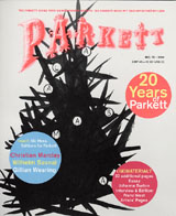 Parkett No. 70 Christian Marclay, Wilhelm Sasnal, Gillian Wearing, Plus Franz West