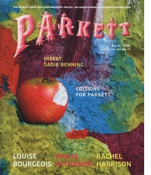 Parkett No. 82 Pawel Althamer, Louise Bourgeois, Rachel Harrison