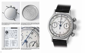 Featured spread is reproduced from <I>Patek Philippe Steel Watches</I>.