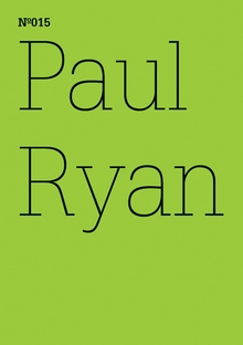 Paul Ryan: Two Is Not a Number