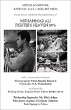 Peter Angelo Simon & D.A. Pennebaker to Launch 'Muhammad Ali: Fighter's Heaven 1974' at Rizzoli