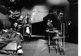 Featured still is reproduced from <I>Phantom Museums: The Short Films of the Quay Brothers</I>.