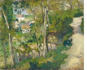 Featured image is reproduced from <I>Pissarro</I>.