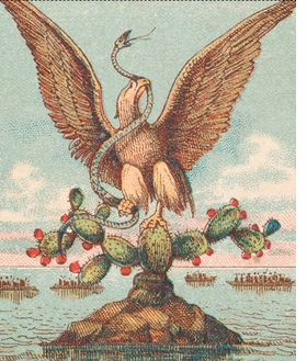 Featured image is reproduced from <I>Posada & Manilla: Illustrations for Mexican Fairy Tales</I>.