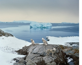 Featured image is reproduced from <I>Ragnar Axelsson: Last Days of the Arctic</I>.
