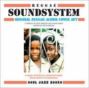 Reggae Soundsystem: Original Reggae Album Cover Art