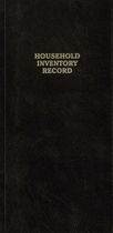 Robert Frank: Household Inventory Record