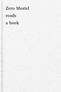 Robert Frank: Zero Mostel Reads a Book