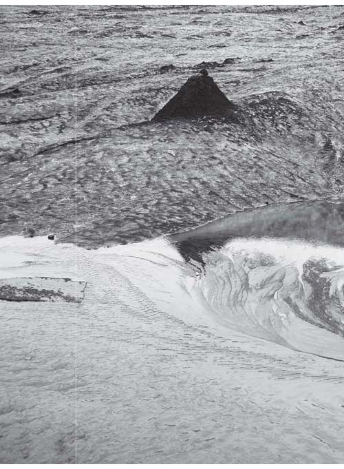Robert Longo: Charcoal, Thelma Herzl: Aska Reviewed in The New York Times